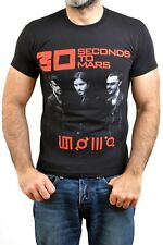 30 Seconds to Mars Album Cover Screen Stars T SHIRT Fruit of the LOOM S VGC LOOK