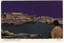 CARTE POSTALE RAMSGATE HARBOUR BY NIGHT