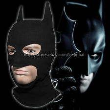 batman mask Dark Knight Rises Cosplay cotton Rib fabrics Balaclava