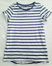 Short Sleeve Striped Shirts & Blouses (2-16 Years) for Girls
