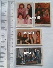 Trading Cards Smokie 1978 1979 Alte Trading Card Rock Pop Musik Band 4 St Vintage Non-sport Cards