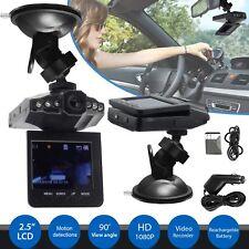 "2.5"" 1080P HD Car DVR Dash Camera Vehicle Video Recorder G Sensor Night Vision"