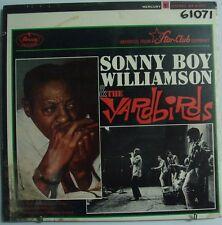 SONNY BOY WILLIAMSON & YARDBIRDS ROCK LP Orig. SEALED