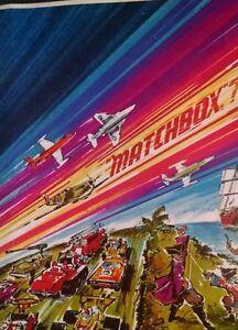 Matchbox 1974 Catalog  MINT