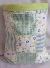 New listing Guinea pig hedgehog ferret snuggle sack bag 10x12 toy quilt 458