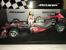 1:18 Minichamps #530101822 Lewis Hamilton McLaren MP4/25 Canada Qualifying 2010