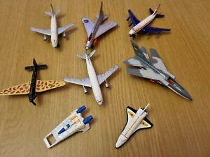 vintageDiecast Aircraft Planes Bundle corgi & matchbox