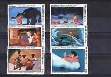 Serie Disney postfris MNH Maldives: Peter and the Wolf (dis089)