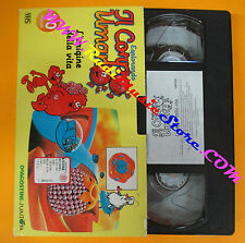 VHS film ESPLORANDO IL CORPO UMANO L'origine della vita DEAGOSTINI (F134) no dvd