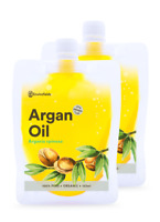 Pure Moroccan Argan Oil | Organic | 250ml | Hydrates hair | Free AU Delivery