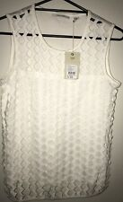 Country Road XXS off White Tank Top ** Combined Post
