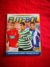 Futebol Panini 2008 2009 Superliga Complete Album Coleção Oficial de Cromos