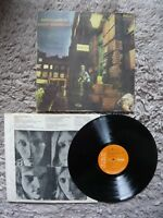 David Bowie The Rise & Fall Of Ziggy Stardust Vinyl UK 1E/2E Interim Press LP