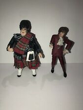 Austin Powers And Fat Bastard 2 Piece Vintage Figure Set Mcfarlane