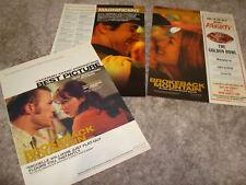 BROKEBACK MOUNTAIN 2 Oscar ads Jake Gyllenhaal, Anne Hathaway, Heath Ledger
