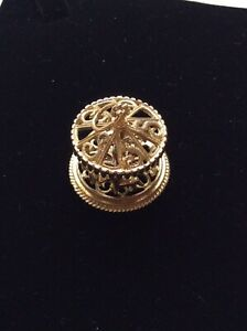 Heavy 9ct Gold Vintage Articulated Carousel Merry Go Round Charm 11.6g No Scrap