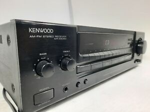 Kenwood KR-A5060 AM/FM Stereo Receiver, Phono Input, ■JF■ TESTED ■JF■