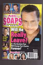 ABC SOAPS IN DEPTH GENERAL HOSPITAL WILL HE REALLY LEAVE JULY 2017