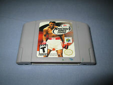 Knockout Kings 2000 (Nintendo 64, 1999) Game Only--Tested (NTSC/US/CA)