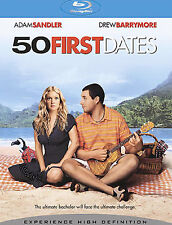 50 First Dates (Blu-ray Disc, 2006) brand new in shrinkwrap