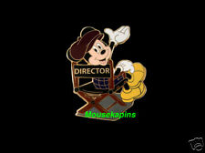 Welcome to the Studio Movie Film Stage Director Mickey Disney Le 500 Pin