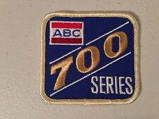 Vintage American Bowling Congress ABC 700 Series Bowling Patch