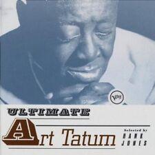 Art Tatum Ultimate  VERVE RECORDS CD 1999