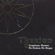 Symphony Masses: Ho Drakon Ho Megas THERION CD