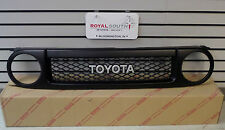Toyota FJ Cruiser Special Edition Black Painted Grille Genuine OEM OE