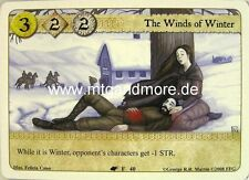 A game of thrones LCG - 1x the Winds of invierno #040 - The Winds of invierno