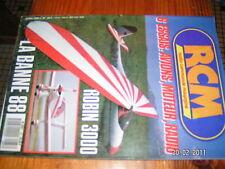 RCM n°87 Supra Fly 60 EZ Robin 3000 EZ 1800