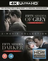 Cinquante Nuances de Grey/Cinquante Darker 4K Ultra HD Neuf 4K UHD (8311816)