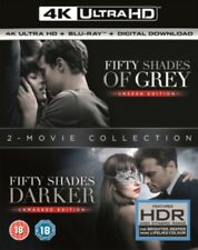 CINCUENTA SOMBRAS DE GREY / FIFTY SHADES DARKER 4k Ultra HD NUEVO 4k UHD