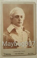 "Chauncey Olcott ""The Irish Tenor"" Vintage Antique Cabinet Card Photograph"