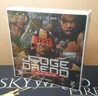 Judge Dredd: Helter Skelter - Osprey Games (Genuine Sealed)