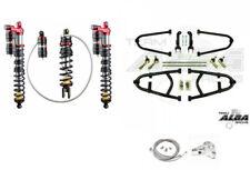 Alba +2 Long Travel A-Arms Elka Legacy Front Rear Shocks Suspension Kit Banshee