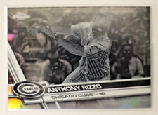 2017 TOPPS CHROME BASEBALL ANTHONY RIZZO CHICAGO CUBS     C5