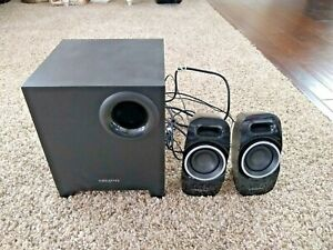 Creative Labs A250 Speaker System - Computer Home Theatre 2.1 w/ Subwoofer NICE
