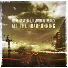 MARK KNOPFLER & EMMYLOU HARRIS - All The Roadrunning CD *NEW & SEALED*