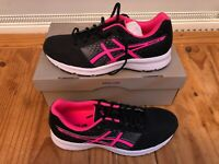 Asics Patriot 8 Women's Running Shoes Fitness Gym Sports Workout Trainers