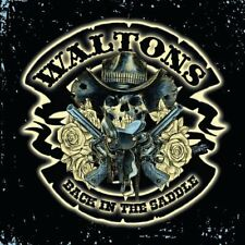 THE WALTONS - BACK IN THE SADDLE   CD NEUF