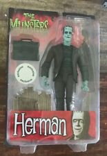 """Diamond Select THE MUNSTERS ~ Herman Munster ~ 7"""" Figure ~ Toys R Us Exclusive"""