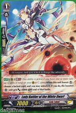 English Cardfight Vanguard TCG Lady Battler of White Dwarf PR/0209EN