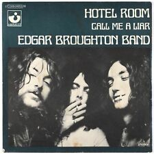 EDGAR BROUGHTON BAND - Hotel Room - 1971 France SP 45 tours