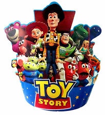 TOY STORY BUZZ LIGHTYEAR WOODY PARTY HATS - PARTY SUPPLIES - PACK OF 8