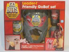 Brand New Sealed Tonka 1984 Friendly GoBots Leader-1 Costume Set