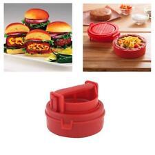 Burger Press Hamburger Maker Stuffed Grill BBQ Patty Presser Stuffed
