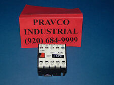AEG SH04 22Z Relay 16Amp 600VAC 60°C Coil 110/120Volt 50/60Hz SH04 22Z
