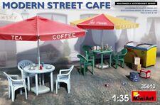 Mini Art 35610 Model kit 1/35 MODERN STREET CAFE