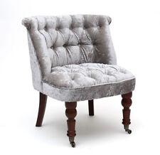 Living Room Velvet Contemporary Armchairs